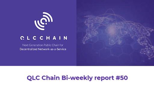 QLC Chain Bi-Weekly Report — #050
