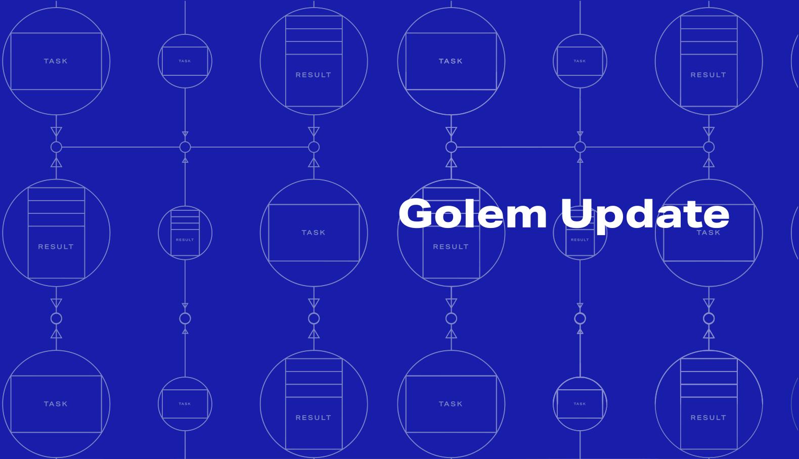 Golem update!