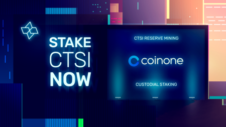 We are excited to announce our next custodial staking partner.