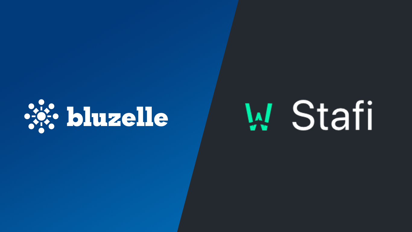 Bluzelle Empowers Stafi to Unlock Liquidity of Staked Assets 🔓