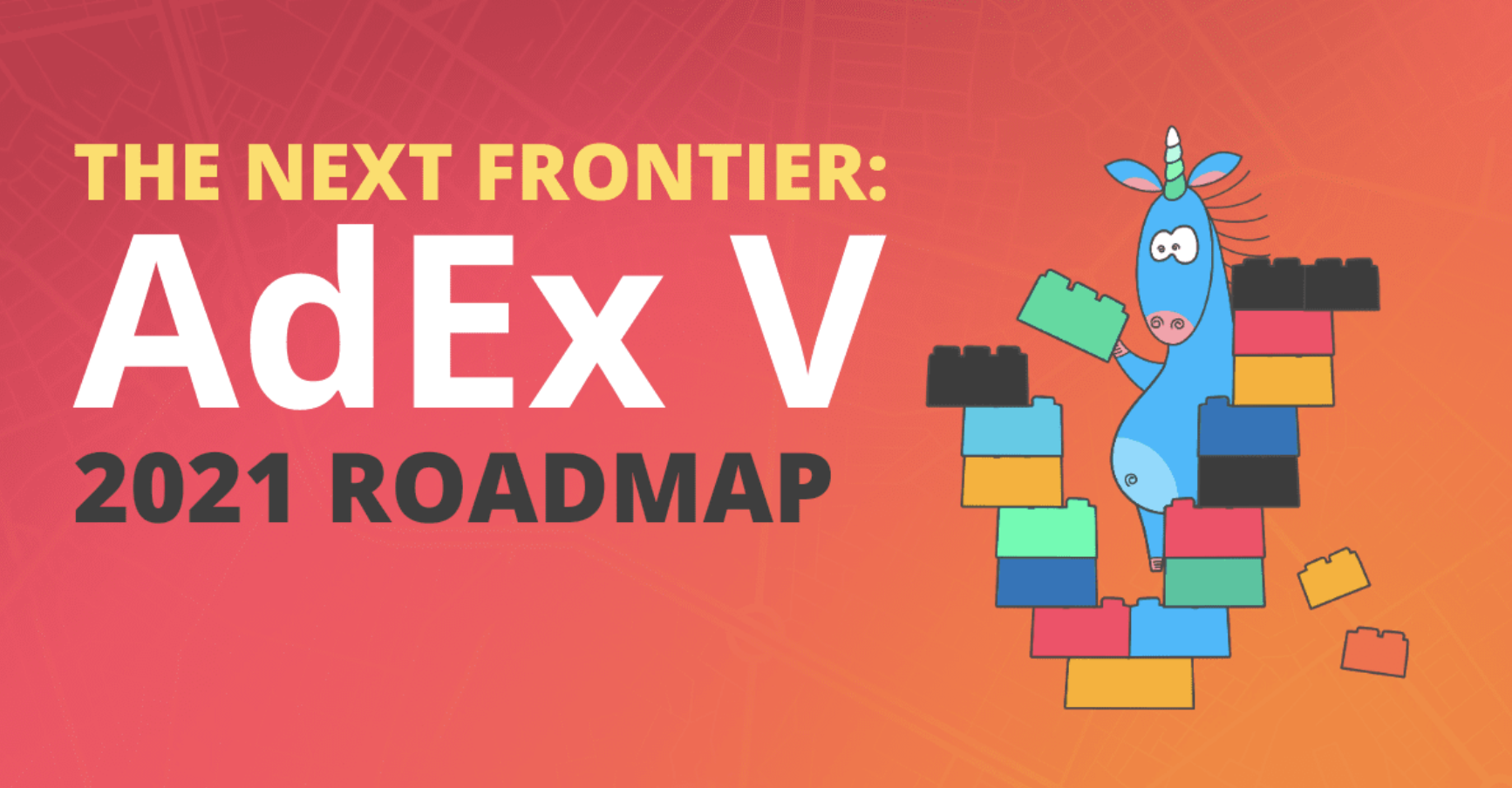 The 2021 AdEx Network Roadmap is live: AdEx V, New Adtech Features and More