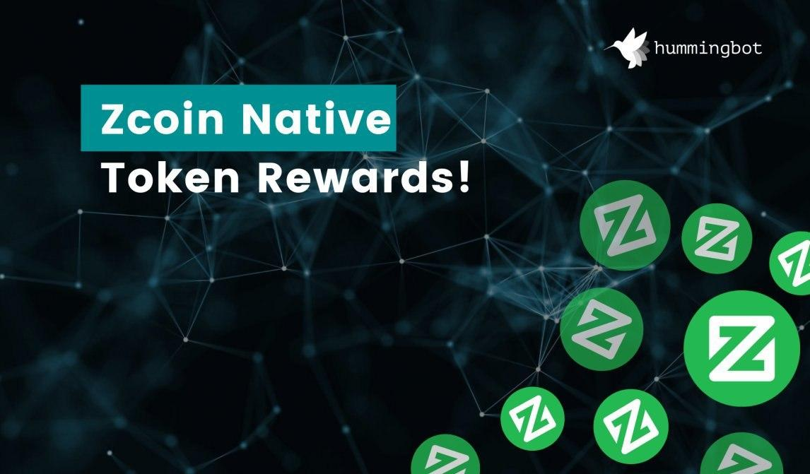 If you are participating in the liquidity mining program of $XZC with Hummingbot, rewards are now paid out in Zcoin!