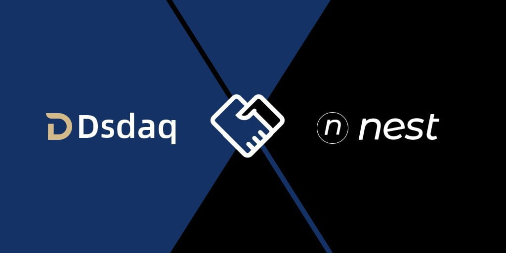 Tim Draper backed crypto collateral trading platform Dsdaq partnered with NEST Protocol