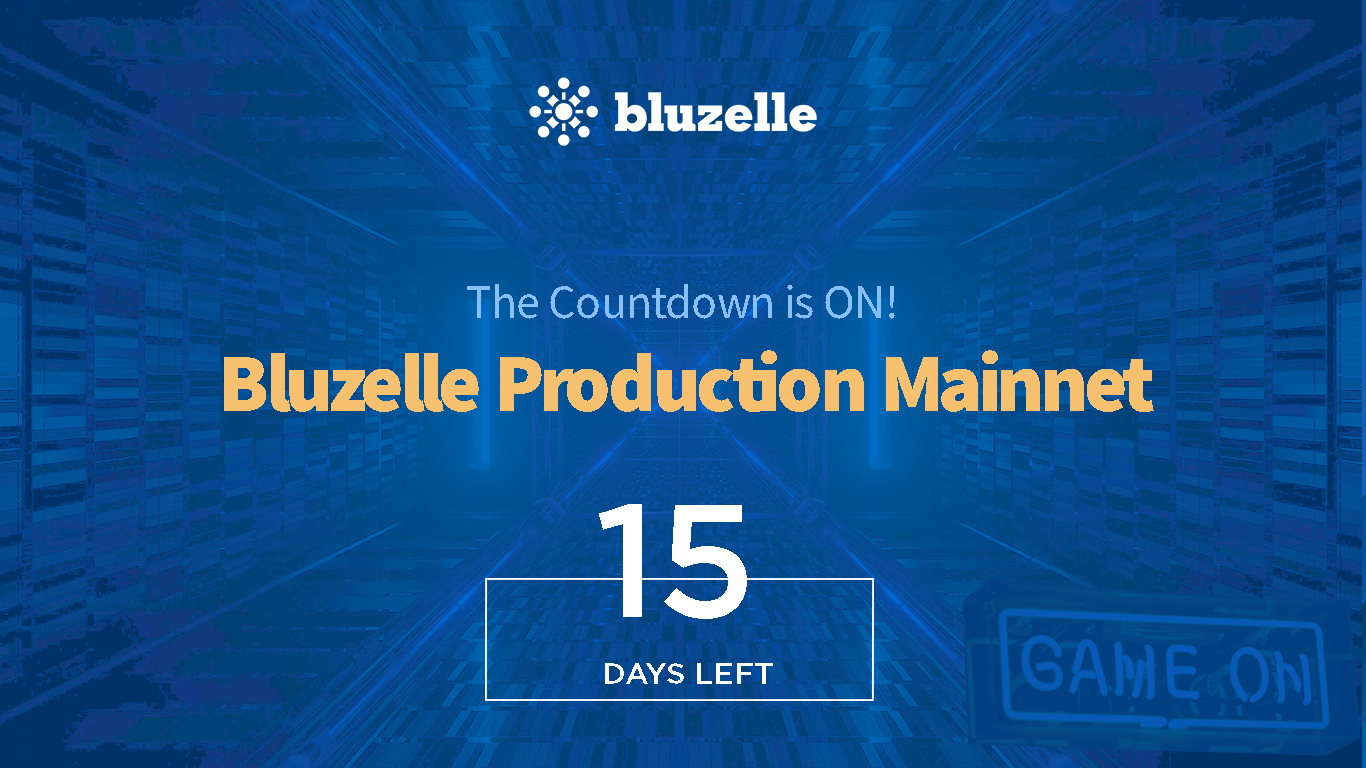 Yes! The Bluzelle Mainnet date is confirmed! Let's count down 15 days to February 3rd 🕐