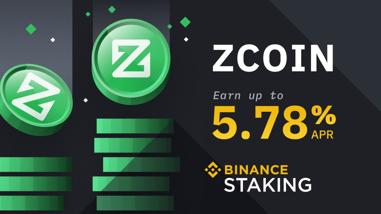 Binance Staking Launches Locked Staking Support for Zcoin (XZC)