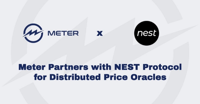 Meter Partners with NEST Protocol for Distributed Price Oracles